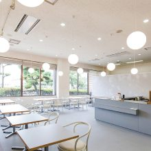 CHIN JUKAN POTTERY 喫茶室