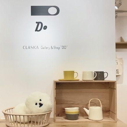"""CLASKA Gallery & Shop""""DO"""" 鹿児島店"""